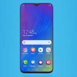 Samsung Galaxy M10 flash sale