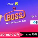 Flipkart Best of Season Sale