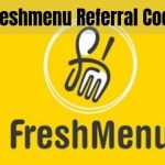Freshmenu Referral Code