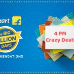 Flipkart Big Billion Day 4 PM Crazy Deals