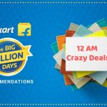 flipkart 12 am crazy deals