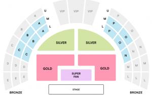 OnePlus Music Festival tickets