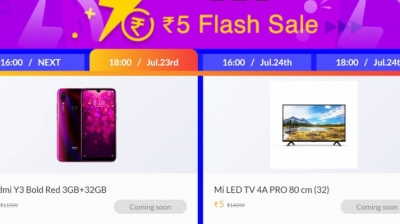 Mi Flash Sale Auto buy Chrome Extension  Install to buy Mi A2, Poco F1